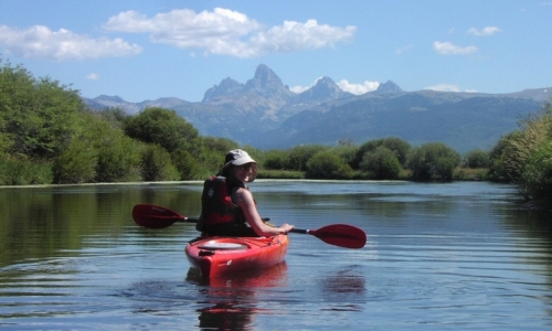 Teton River  Driggs, Idaho